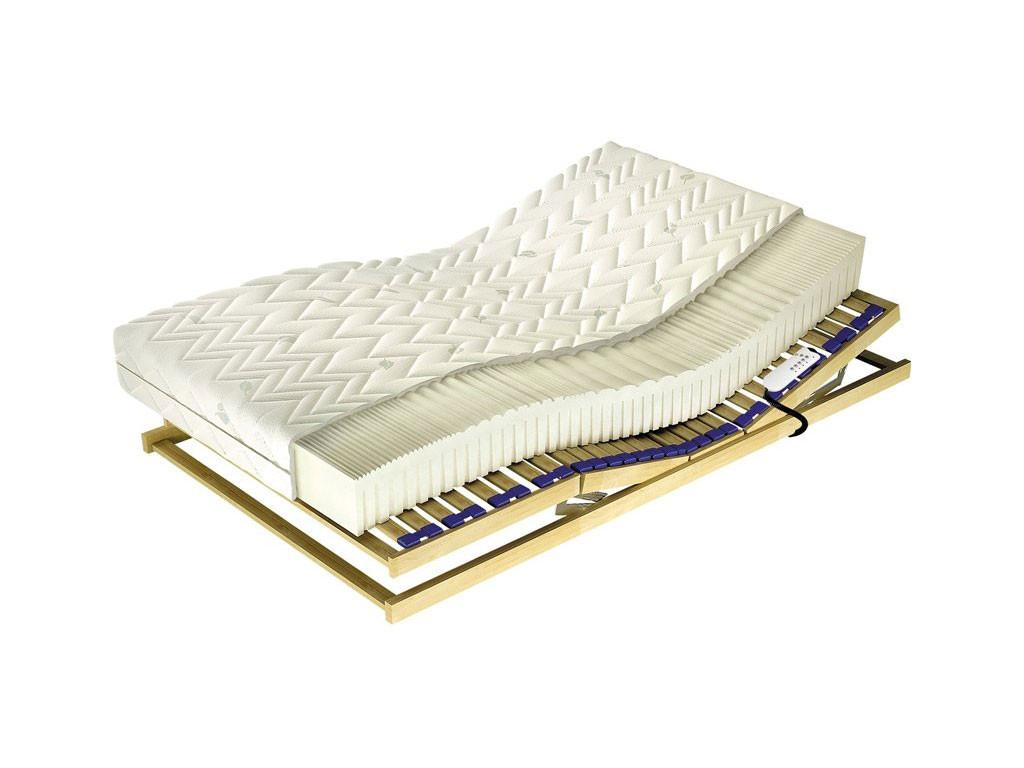 materac lateksowy do łóżka 160x200