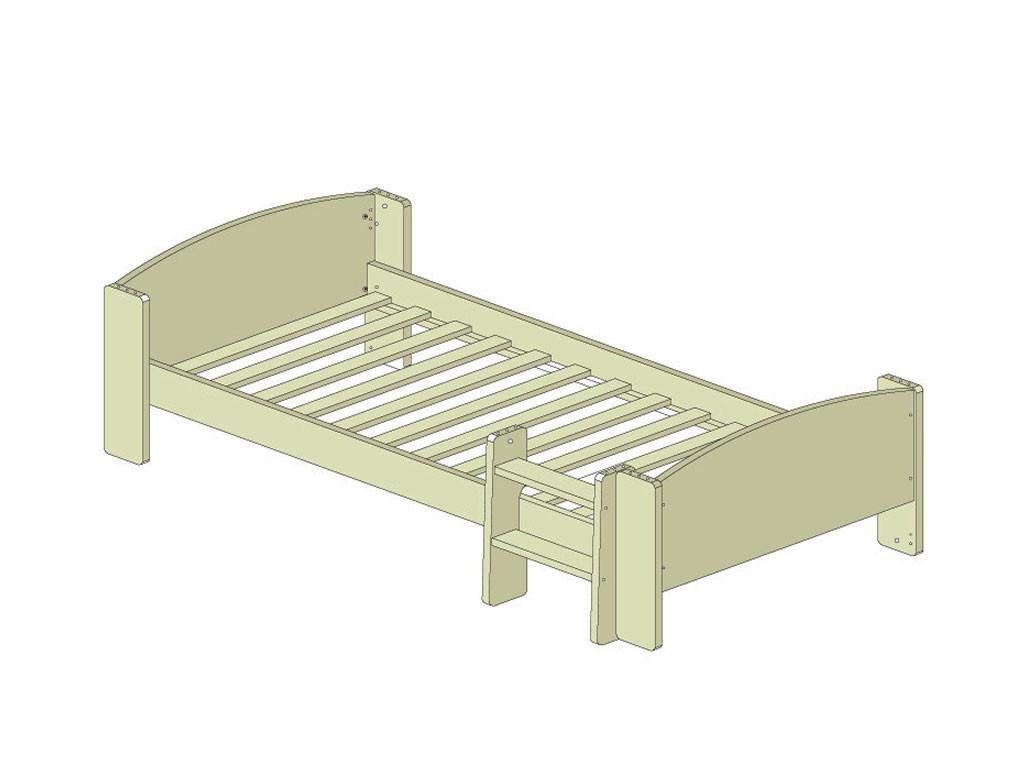Moduł łóżka Junior 110 na 130