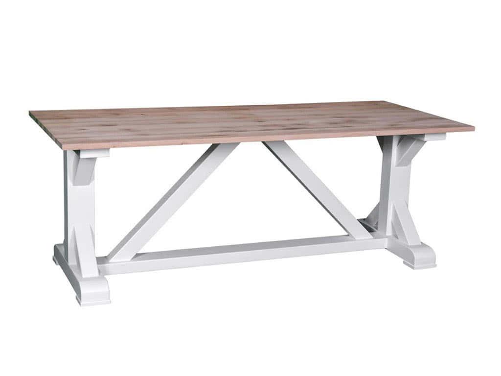 Masywny stół Charlotte 453