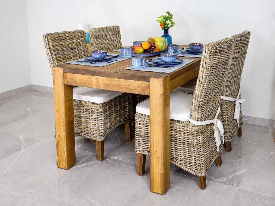Stół drewniany rozkładany Sara 2