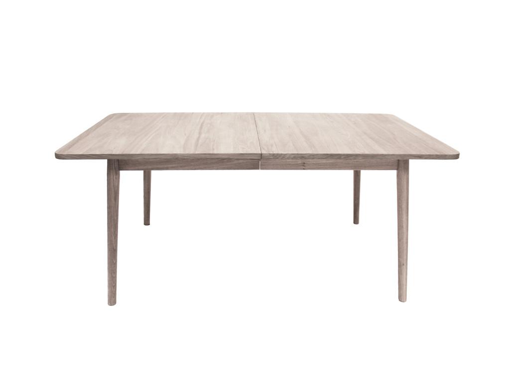 Klasyczny, dębowy stół Chloe White 1