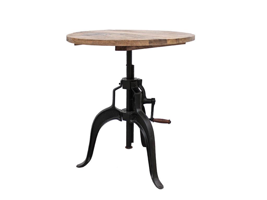 Industrialny stół z regulowaną wysokością Farrier 1