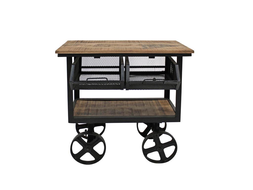 Industrialny stół Farrier 2