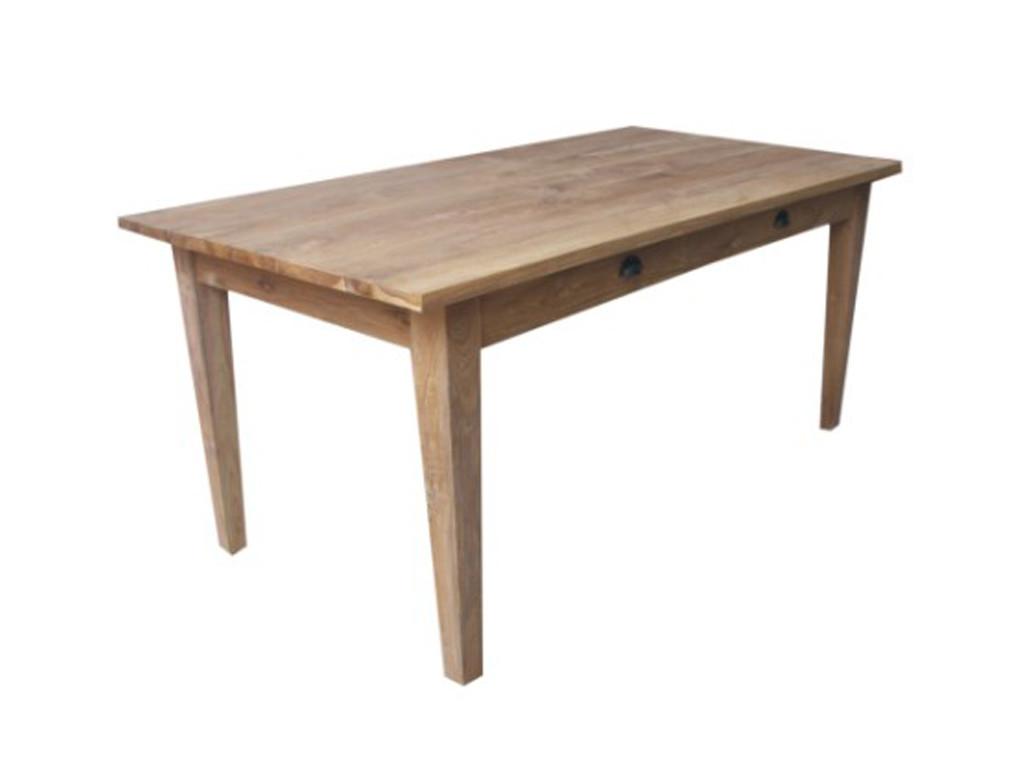 Stół teakowy Natural 9