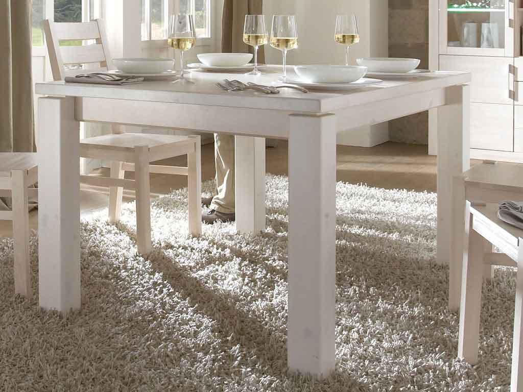 Stół z drewna sosnowego Majestic 160x100cm
