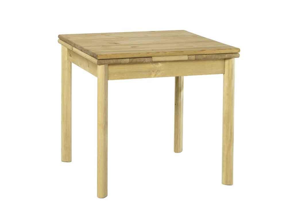 Stół drewniany, sosnowy rozkładany Marco 9