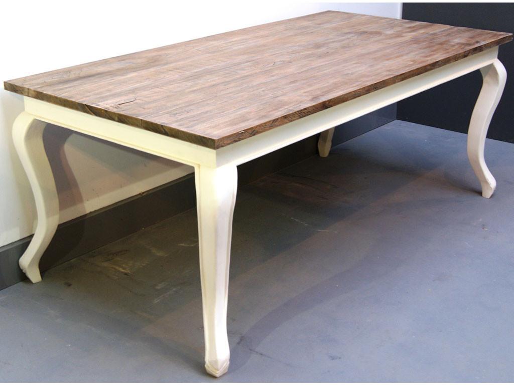 Stół z drewna durian Stella 1