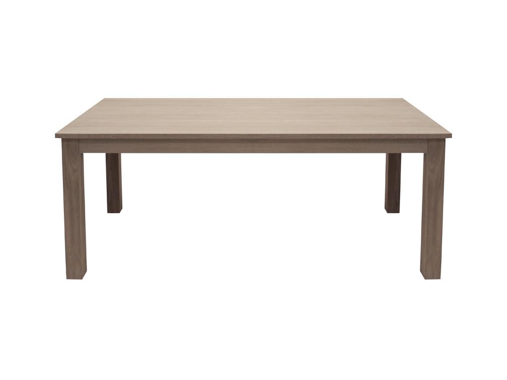 Stół z drewna dębowego Tacoma