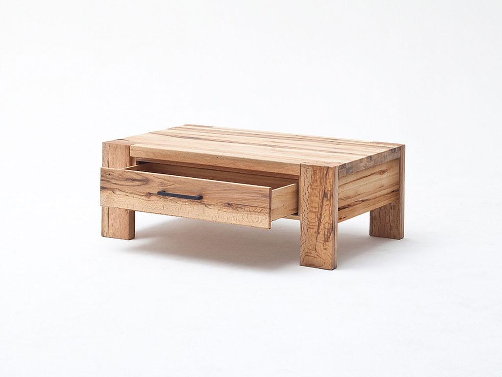 Stolik z drewna dębowego Solid