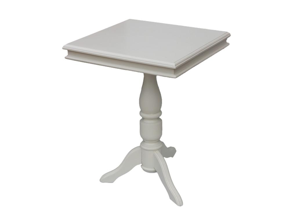 Biały stolik kawowy White Mango 6