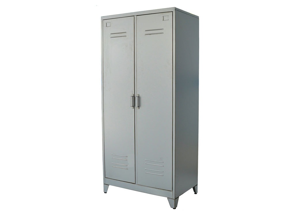 Szafa 2 drzwiowa metalowa Max