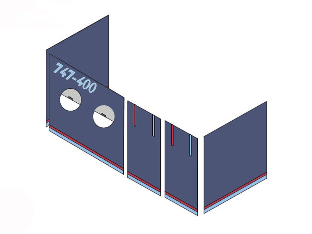 Zasłonki Maja MIX 114 - 90x200 Pilot