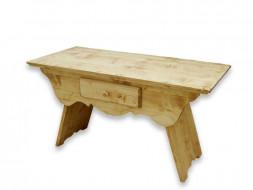Konsola drewniana Mexicana 3