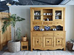 Kredens drewniany Mexicana 13