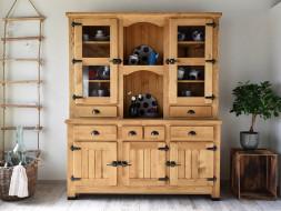 Kredens drewniany Vintage