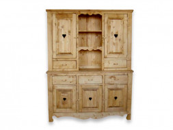 Kredens drewniany Mexicana 6