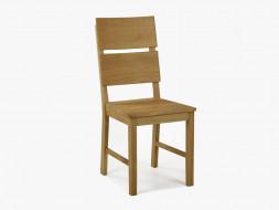 krzesło drewniane dębowe do jadalni