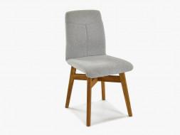 krzesło tapicerowane drewniane