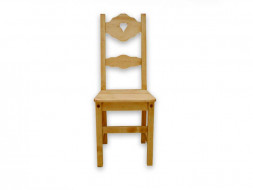 Krzesło drewniane Mexicana 6