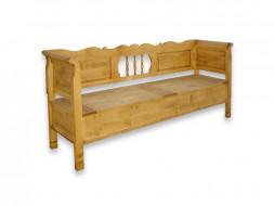 Ławka drewniana Mexicana 5