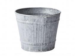 metalowa osłona doniczkowa