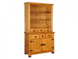 Regał drewniany Vintage