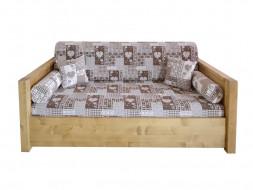 Sofa drewniana Sara 1