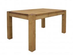 Stół drewniany z szufladką Sara 5