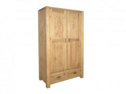 szafa dwudrzwiowa drewniana