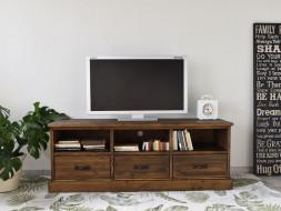 szafka drewniana pod telewizor