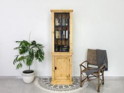 witryna drewniana industrialna
