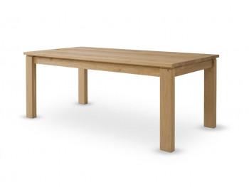 stół dębowy