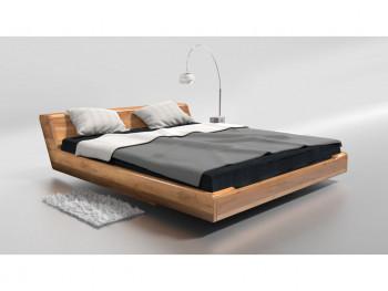 Drewniane Łózko Kobe 140 cm