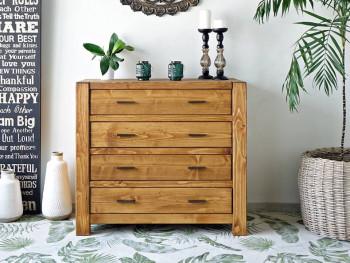 klasyczna drewniana komoda