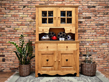 Kredens drewniany Mexicana 1