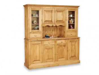 Kredens drewniany Mexicana 2