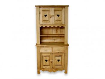 Kredens drewniany Mexicana 3