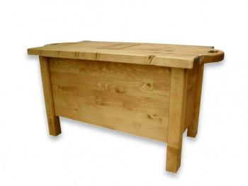 Ława drewniana Mexicana 8