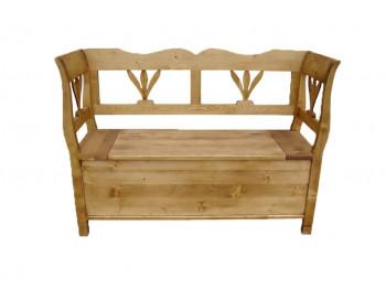 Ławka drewniana Mexicana 3