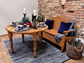 Stół rozkładany drewniany Mexicana 2