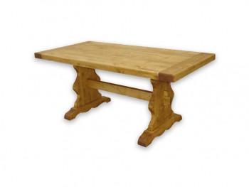 Stół z drewna świerkowego Mexicana 1