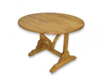 Stół składany z drewna świerkowego Mexicana 10