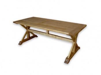 Stół z drewna świerkowego Mexicana 9
