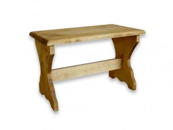 Taboret drewniany Mexicana 3