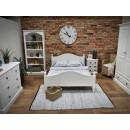 Łóżko świerkowe Charlotte Mix 140x200