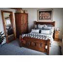 Łóżko Sosnowe 160