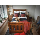 luksusowe łóżko mieszko