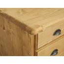 biurko z szufladami