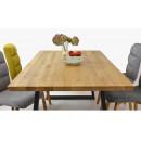 blat dębowy stołu drewnianego