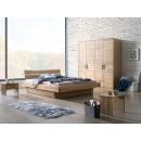drewniane meble do sypialni